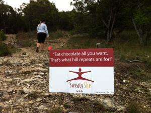 Chocolate sign 2