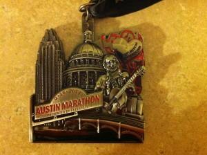 Austin medal