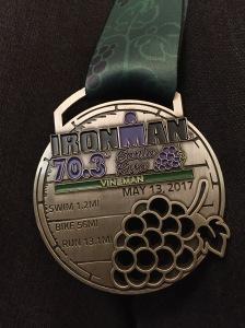 Santa Rosa medal